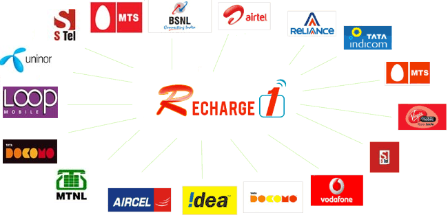 Online mobile recharge coupons